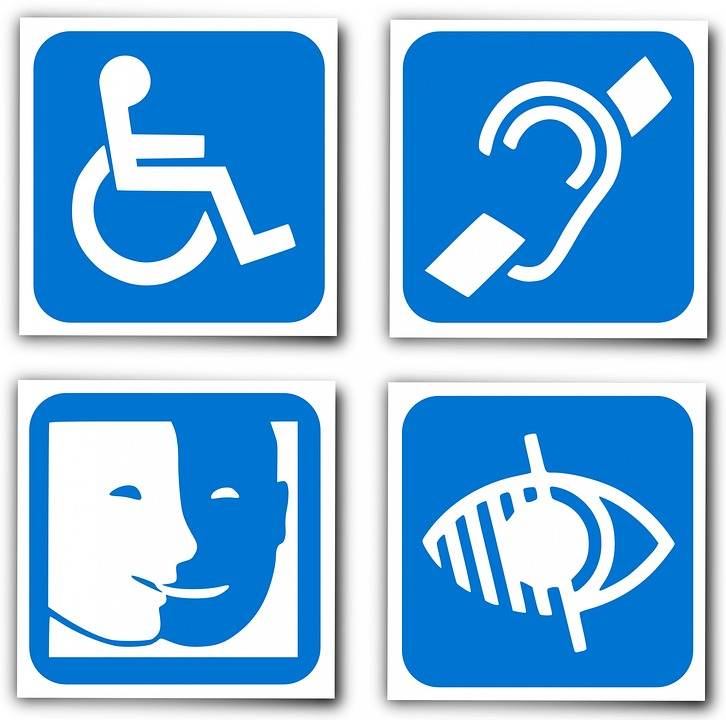 Accessible to specific needs